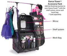 5db890428 21 Best 2018 competition Dance Bags   Accessories images in 2019 ...