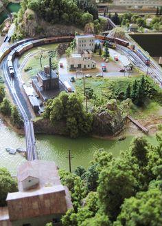 b273ef43f13d9de72ef8f6d269345f2b model train scale model train layouts n scale train travel, scale and spin,Ebay N Scale Wiring