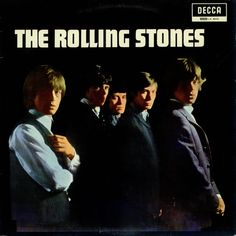If you were born in 1964, The Rolling Stones released their first LP that year titled The Rolling Stones.