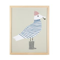 """Sammy Seagull"" by Wayne Pate"