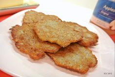 Classic Polish Potato Pancakes - I love traditional Irish food.. We used to have a big Irish meal every St. Patricks day.. ( I'm part Irish if you were wondering why..lol  0