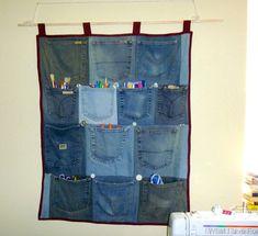O jeans e suas 1001 utilidades. #OlhardeMahel