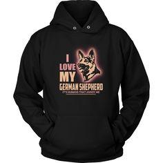 German shepherd T-shirt - 99myshop