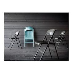 FRODE Sedia pieghevole - grigio scuro - IKEA