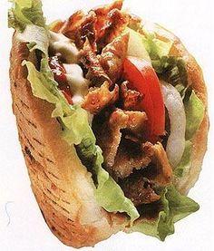 Cómo se preparan los Kebabs, comida típica de Turquía