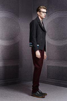 Viktor & Rolf Fall 2014 Menswear Collection Slideshow on Style.com