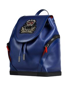 d018a820c89 Christian Louboutin Women Backpack & Fanny Pack on YOOX. The best online  selection of Backpacks & Fanny Packs Christian Louboutin.