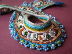 """The site for the curious """"Knitted ornaments"""