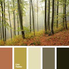 Color Palette #2292