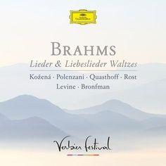 BRAHMS Lieder & Liebeslieder Waltzes
