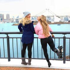Alisha and Mia