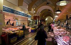 The Fish Mongers, English Market, Cork City.