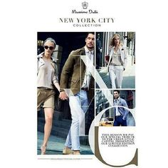 Massimo Dutti 2014 limited edition collection NYC . David Gandy Scottish Page on Facebook :-) one of best resources for up to news on David and his charities and work :-)