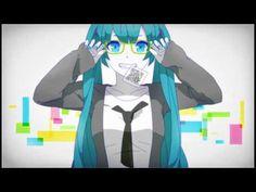 VOCALOID2: Hatsune Miku - Chaining Intention [Remix] [HD & MP3] - YouTube