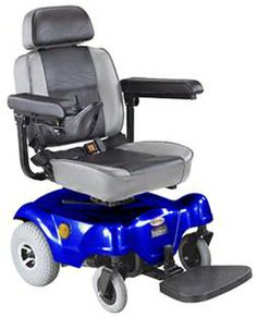 Product Name : HS-1000 Compact Power Chair Price : $1875.00 Free Shipping!
