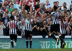 Mitrovic's finish ensured Newcastle's first win this season, while West Ham have conceded 10 in three league games so far
