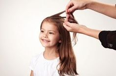 Kids' hair: How to do a waterfall braid - Today's Parent