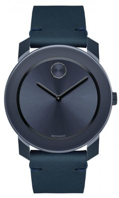 Movado Bold TR90 - For my true love who is so perfect he needs no embellishments.  Just classic elegance - like him.