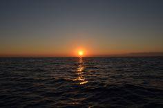 Cyprus Beaches, Larnaca, sunset