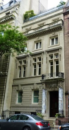 Daytonian in Manhattan: The 1892 Richard M. Hoe House -- No. 11 East 71st Street
