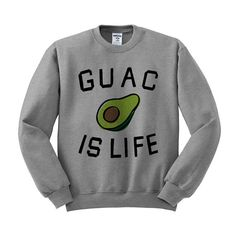 This snuggly jumper. | 23 Essential Items For Anyone Who Really Fucking Loves Avocado