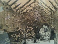 Max Ernst | La Femme 100 Têtes | 1929 davidcharlesfoxexpressionism.com #maxernst…