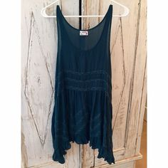 Free People Tunic Dress perfect condition never worn NWOT:) Free People Dresses