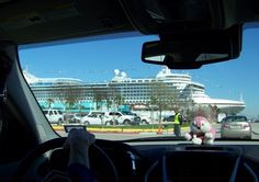 Eating on vacation: Stay fit on your cruise -- aboard the big ships, food is a full-time concern
