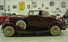 1934 Chevrolet Master Cabriolet