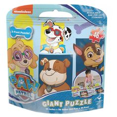 Paw Patrol 25-pc. '' All Paws On Deck'' Foam Puzzle by Cardinal