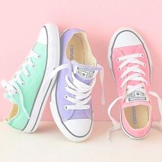 converse, shoes, and pink εικόνα