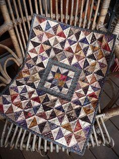 Swap quilt for Ann
