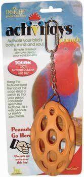 JW Pet Company Insight Nutcase Large Bird Toy « Pet Lovers Ads