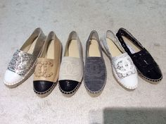 Chanel Espadrilles Cruise 2015
