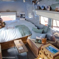 Camper Design Ideas | Design Ideas: Window Treatments for Small Spaces