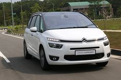 Citroen C4 Grand Picasso Review: Truth In Art - Yahoo News Singapore