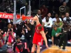 Blake Griffin All Star Slam Dunk Contest Champion