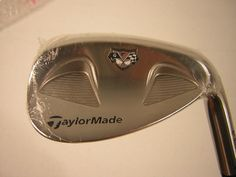 New TaylorMade Golf RAC Z Satin TP 60 Wedge Dynamic Gold Steel Wedge Flex