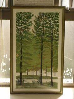 ©Haandarbejdets Fremme Production ApS  30-6282,01「Beech Wood」  Designer:Gerda Bengtsson  312wX577h