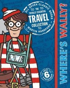 Buy Where's Wally? The Totally Essential Travel Collection by Martin Handford at Mighty Ape Australia. The totally essential travel companion, now with postcards! All the wondrous Wally worlds in one! Wo Ist Walter, Wheres Wally, World Book Day Costumes, Bible Coloring Pages, Question Paper, The 5th Of November, Toy Soldiers, Freelance Illustrator, Travel Essentials