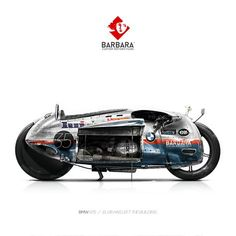 BMW R75 - ELVIS HAS LEFT THE BUILDING - concept by Barbara Custom Motorcycles