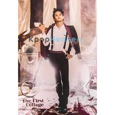Poster Size: 31 x 21 in.  Idols Featured: Beast's Yang Yoseob