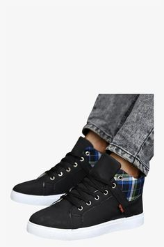 a104eff8f328 Cool High Top Sneakers In Black. Cool High TopsHipster OutfitsOnline  Shopping For WomenHigh ...