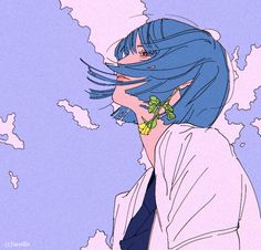 Articles - Editor's Picks by Team We Heart It on We Heart It Art Anime, Anime Art Girl, Manga Art, Fuchs Illustration, Japon Illustration, Pretty Art, Cute Art, Aesthetic Art, Aesthetic Anime