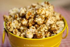 Clean Eating Kettle Corn