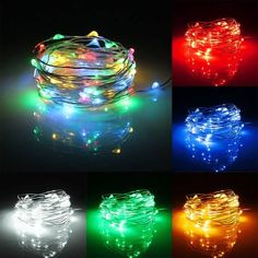 6M 60 LED Battery Operated Silver Wire Waterproof String Fairy Light + Remote Controller  Worldwide delivery. Original best quality product for 70% of it's real price. Buying this product is extra profitable, because we have good production source. 1 day products dispatch from...