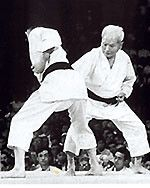 FUNAKOSHI_Gichin_&_OBATA_Isao_04 by viclobon, via Flickr