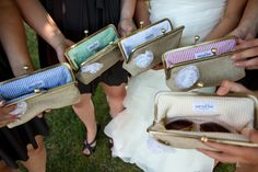 Unique Bridal Party Gifts - Bridesmaid Survival Kits