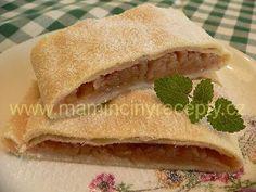 Štrůdl – Maminčiny recepty Sandwiches, Food, Essen, Meals, Paninis, Yemek, Eten