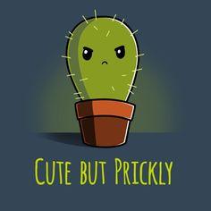 Cute But Prickly T-Shirt TeeTurtle